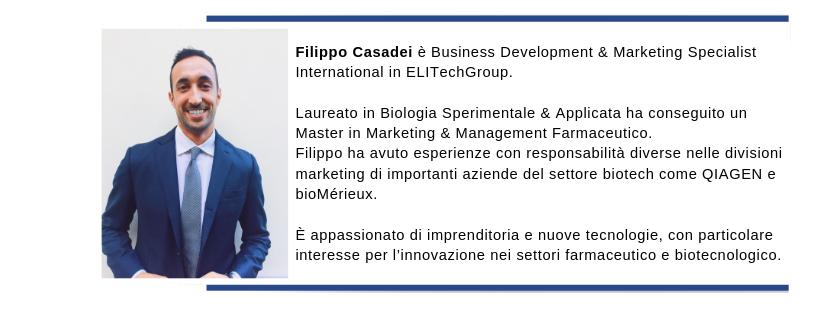 Filippo Casadei per BioPharma Network